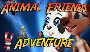 Animal Friends Adventure cover