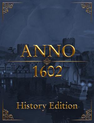 Anno 1602: History Edition cover