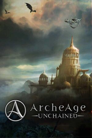 ArcheAge: Unchained cover
