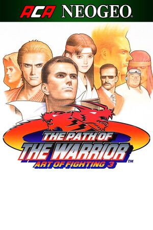 Art of Fighting 3 The Path of the Warrior - cover.jpg