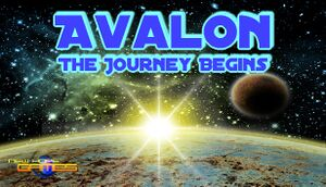 Avalon: The Journey Begins cover