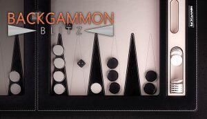 Backgammon Blitz cover