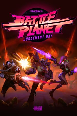 Battle Planet - Judgement Day cover