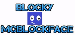 Blocky McBlockFace cover
