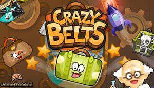 Crazy Belts cover