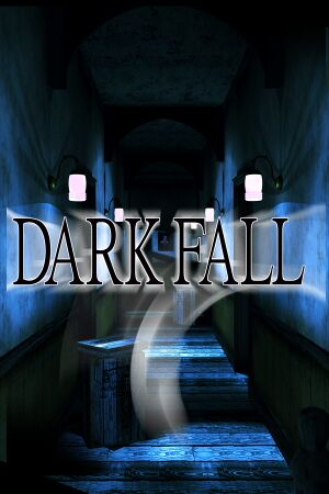 Dark Fall: The Journal cover