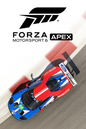 Forza Motorsport 6: Apex cover