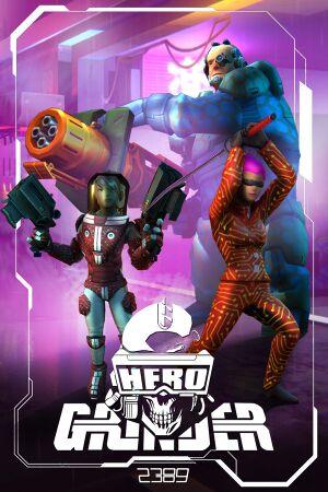 Herogrinder: Tactical Combat Arenas cover