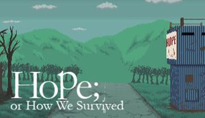 Hope; or How We Survived cover