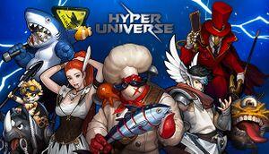 Hyper Universe cover