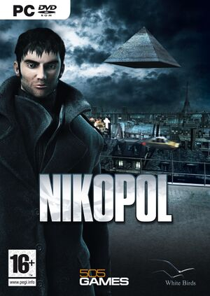 Nikopol: Secrets of the Immortals cover