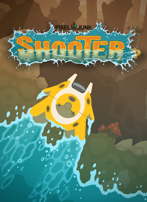 PixelJunk Shooter cover