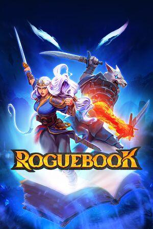Roguebook cover