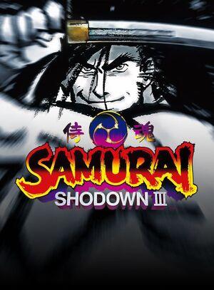 Samurai Shodown III cover