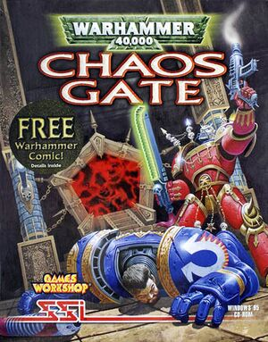 Warhammer 40,000: Chaos Gate cover
