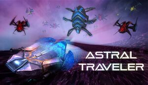 Astral Traveler cover