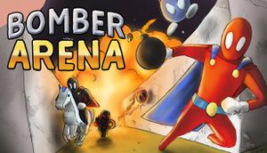Bomber Arena cover