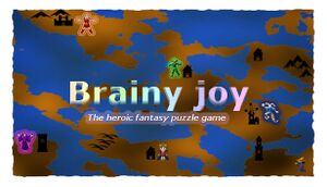 Brainy Joy cover