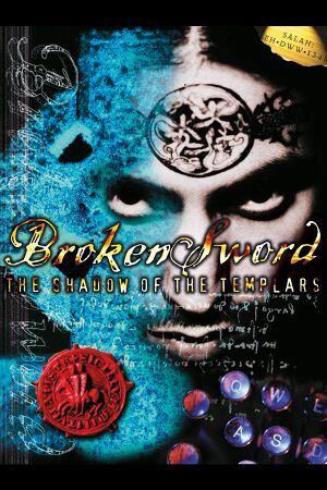 Broken Sword: Shadow of the Templars: Director's Cut cover