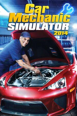 Car Mechanic Simulator 2014 cover