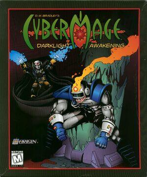CyberMage: Darklight Awakening cover