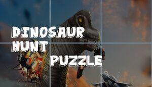 Dinosaur Hunt Puzzle cover