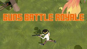Guns Battle Royale cover
