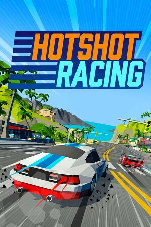 Hotshot Racing cover
