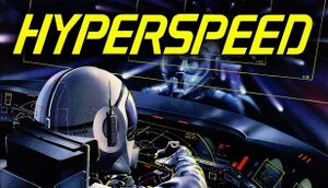 Hyperspeed cover