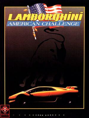 Lamborghini: American Challenge cover