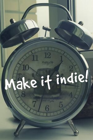 Make it indie! cover