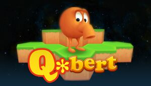 Q*bert: Rebooted cover