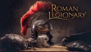 Roman Legionary cover