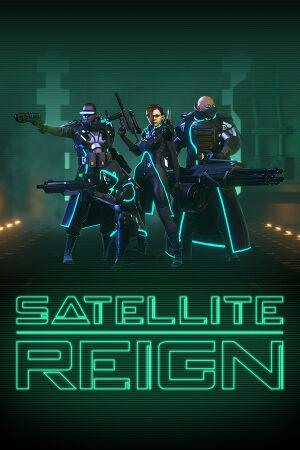 Satellite Reign cover