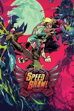 Speed Brawl cover
