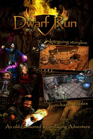 The Dwarf Run cover