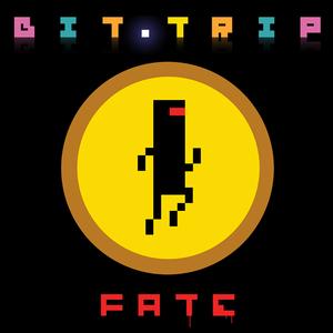 Bit.Trip Fate cover