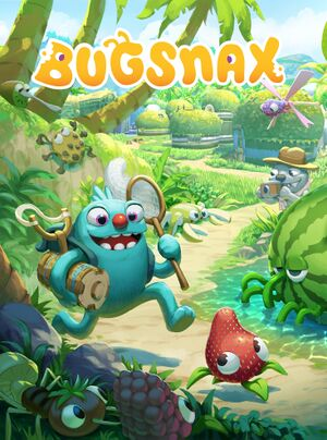 Bugsnax cover