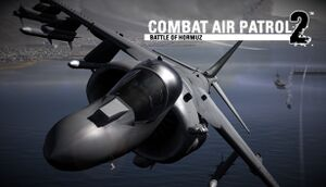 Combat Air Patrol 2 cover