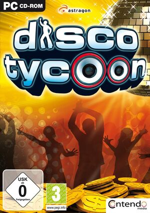 Disco Tycoon cover