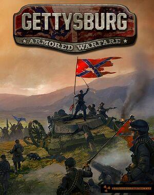 Gettysburg: Armored Warfare cover