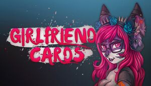 Girlfriend Cards cover