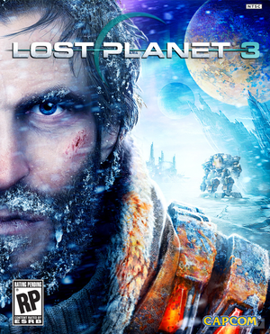 Lost Planet 3 cover