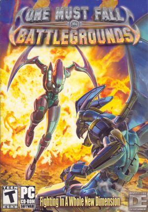 One Must Fall: Battlegrounds cover