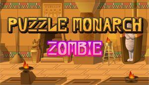 Puzzle Monarch: Zombie cover