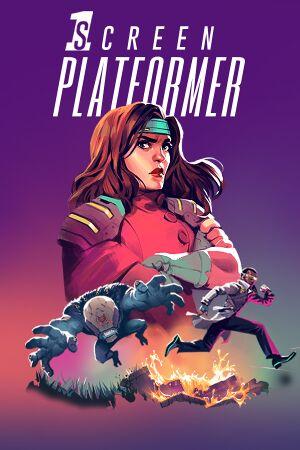 1 Screen Platformer cover