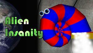 Alien Insanity cover