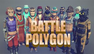 BATTLE POLYGON cover