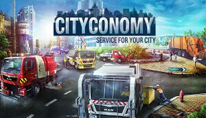 CITYCONOMY: Service for your City cover