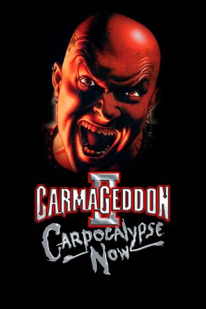 Carmageddon II: Carpocalypse Now cover
